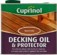 CUPRINOL DECK OIL PROTECTOR NATURAL 2.5ltr